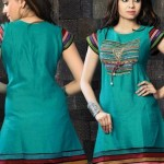 Latest Uzma Creation winter tops and tunics collection 2012-13 for women (4)