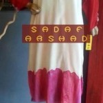 Latest Winter Dresses 2013 For Women By Sadaf Dziner Studio 0011