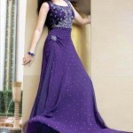 Latest Winter Dresses 2013 For Women By Sadaf Dziner Studio 003