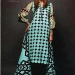Latest Winter Linen Dresses 2013 For Women By Orient Textiles 006