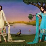 Latest Winter Party & Formal Dresses 2012-2013 By Uzma Creation 001