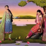 Latest Winter Party & Formal Dresses 2012-2013 By Uzma Creation 0010