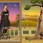Latest Winter Party & Formal Dresses 2012-2013 By Uzma Creation 0011