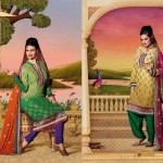 Latest Winter Party & Formal Dresses 2012-2013 By Uzma Creation 003