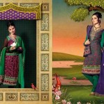 Latest Winter Party & Formal Dresses 2012-2013 By Uzma Creation 007