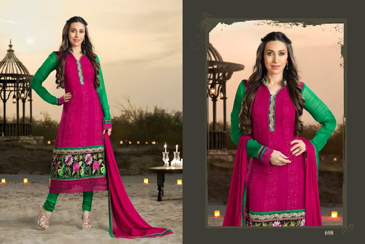 Latest Winter Shalwar Kameez Collection 2013