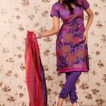 Latest Winter Shalwar Kameez Designs 2013 For Young Girls 002
