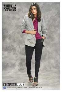 Leisure Club Latest Casual Wear Winter Dresses 2013 For Boys and Girls (3)