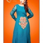 Lingofil Latest party wear winter collection 2012-13 for women (1)