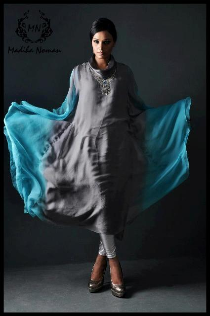 Madiha Noman Winter Formal Dresses Collection 2013 Newfashionelle