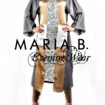 Maria B Latest Winter Dresses 2013 For Women 001