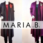 Maria B Latest Winter Dresses 2013 For Women 002