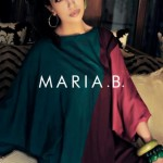 Maria B Latest Winter Dresses 2013 For Women 003