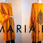 Maria B Latest Winter Dresses 2013 For Women 006