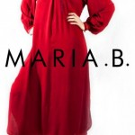Maria B Latest Winter Dresses 2013 For Women 007