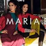 Maria B Latest Winter Dresses 2013 For Women 008
