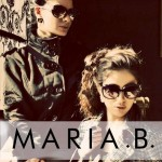 Maria B Latest Winter Dresses casual wear Collection 2013-14 for Ladies (3)