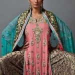 Mughal Signature Formal Dresses 2013 For Women By Ermeel 002