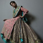 Mughal Signature Formal Dresses 2013 For Women By Ermeel 004