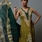 Mughal Signature Formal Dresses 2013 For Women By Ermeel 005