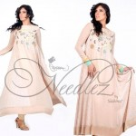 Needlez By Shalimar Latest Winter Party Outfits 2012-2013 For Women 003