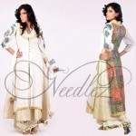 Needlez By Shalimar Latest Winter Party Outfits 2012-2013 For Women 007