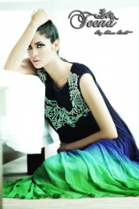New Teena by Hina Butt Formals wear outfits 2012-13 for Women (1)