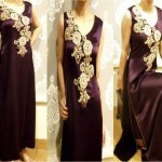 Noor Sahar Latest Winter Party Wear Outfits 2013 For Women 002