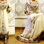 Noor Sahar Latest Winter Party Wear Outfits 2013 For Women 003
