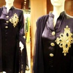 Noor Sahar Latest Winter Party Wear Outfits 2013 For Women 004
