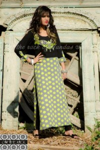 Off the Rack by Sundas Saeed Latest Winter Dresses 2013 For Women