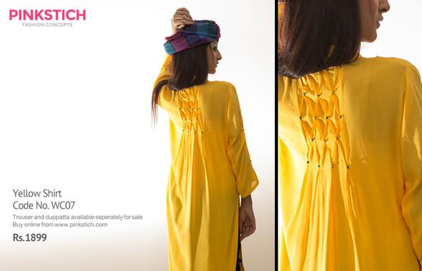 Pinkstich Latest Winter Casuals 2013 For Women 001