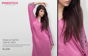 Pinkstich Latest Winter Casuals 2013 For Women 002
