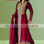 Rubashka Exclusive Latest Winter Party Wear Outfits 2013 For Women 001