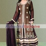 Rubashka Exclusive Latest Winter Party Wear Outfits 2013 For Women 0010