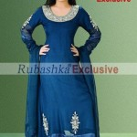 Rubashka Exclusive Latest Winter Party Wear Outfits 2013 For Women 0012