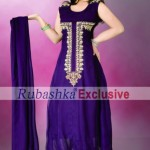 Rubashka Exclusive Latest Winter Party Wear Outfits 2013 For Women 004