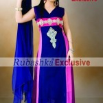 Rubashka Exclusive Latest Winter Party Wear Outfits 2013 For Women 005