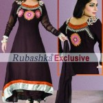 Rubashka Exclusive Latest Winter Party Wear Outfits 2013 For Women 006