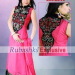 Rubashka Exclusive Latest Winter Party Wear Outfits 2013 For Women 008