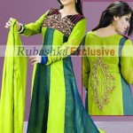 Rubashka Exclusive Latest Winter Party Wear Outfits 2013 For Women 009