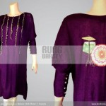 Rung Barsey By Nyla Latest Winter Party Wear Collection 2013 For Women 002