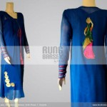 Rung Barsey By Nyla Latest Winter Party Wear Collection 2013 For Women 003