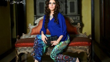 Sana Salman Latest Winter Casual & Formal Dresses 2012-2013 For Women