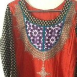Sanai Women Wear Winter Dress Collection 2012-13 By Nasreen Tareen (5)