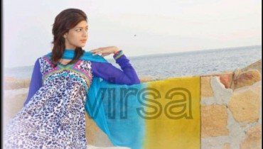 Shagufta Manzoor Latest Virsa Winter Dresses 2013-14 For Women (5)