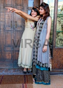 Shagufta Manzoor Latest Virsa Winter Dresses Party wear collection 2013-14 For Women (6)