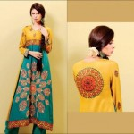 Shaista Winter Dresses 2013 For Women 002