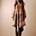 Shamaeel Ansari Latest Party Wear Winter dress Collection Digital Prints 2013 For Women (1)