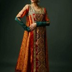 Shamaeel Ansari Latest Winter Formal Dresses 2012-2013 For Women 002
